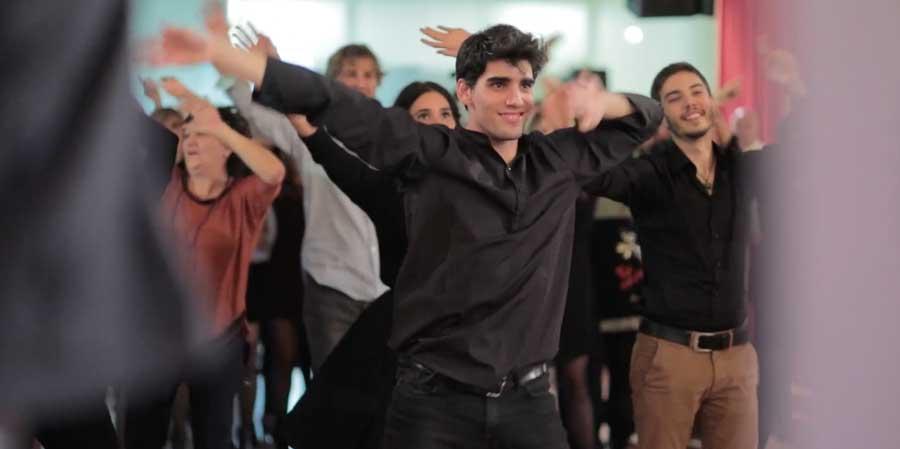Flashmob para Centros comerciales